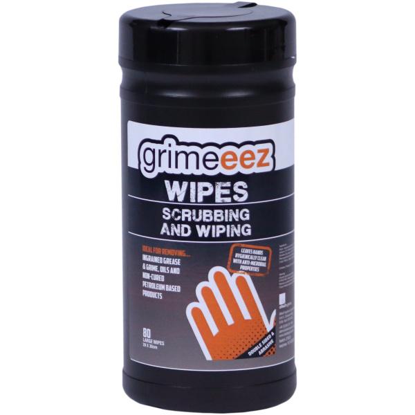 GrimeEez Abrasive Wipes