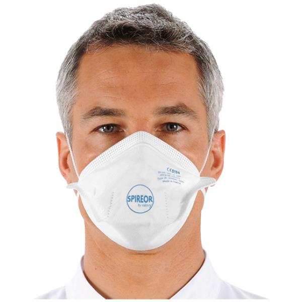 Valmy Spireor FFP2 Respirator