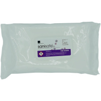 Sanisafe Hand and Surface Wipes