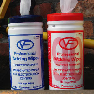 electrofusion welding wipes