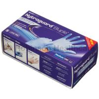 Nytraguard Bluple Nitrile Gloves